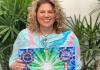 Patrícia ensina a trabalhar com a Mesa de Cura Diamante PB.