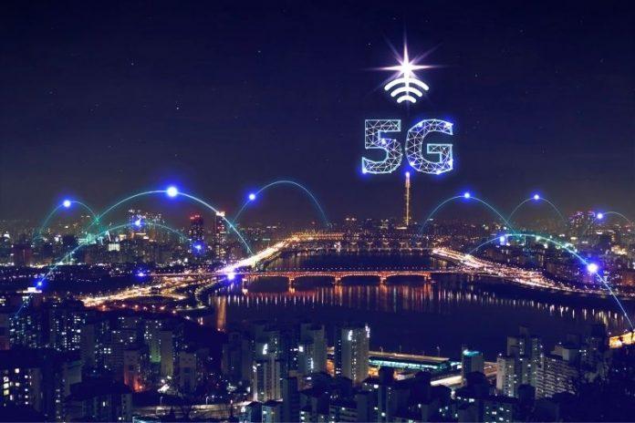 Tecnologia 5G vai mudar o mundo muito rápido.